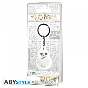 Breloc licenta 3D Harry Potter - Hedwig