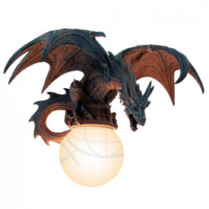 Candelabru dragon Zborul Dragonului 42cm