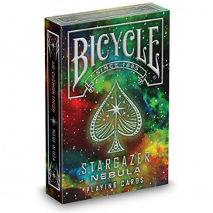 Carti de joc Bicycle Stargazer Nebula