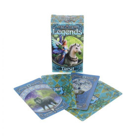 Cărți de tarot Anne Stokes Legends