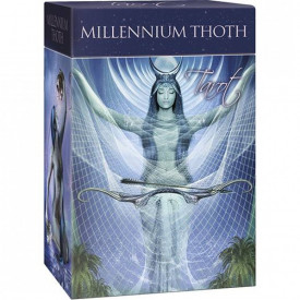 "Carti de tarot ""Millennium Thoth"""