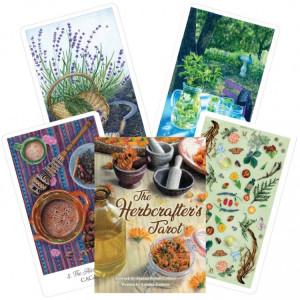 Carti tarot Herbcraft