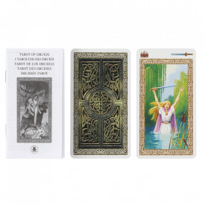 Carti tarot Tarotul Druizilor - Antonio Lupatelli