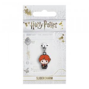 Charm placat argint licenta Harry Potter Ron Weasley