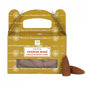 Conuri parfumate backflow Satya - Mosc Arabian