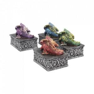 Cutiuță bijuterii Ascunzătoarea dragonului