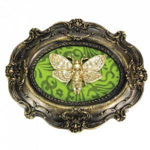 Decoratiune gotica pentru perete  Moth Macabre