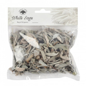 Frunze de salvie alba, 50 g