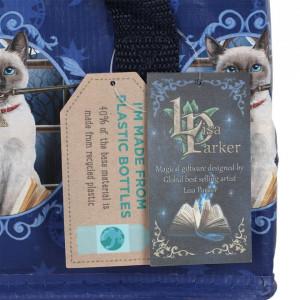 Geanta izoterma cu pisica, design Lisa Parker - Hocus Pocus