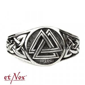 Inel argint Nodul viking Wotan R1020