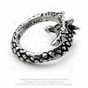 Inel gotic dragon Vis viva