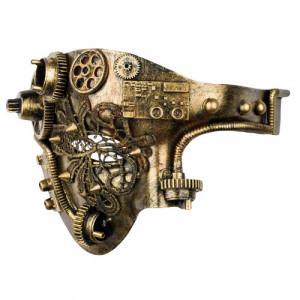 Masca steampunk Tekno Wheel