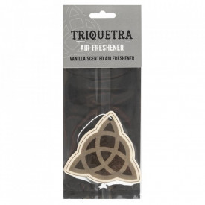 Odorizant auto/de camera cu parfum de vanilie Triquetra