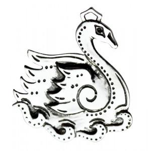 Pandantiv placat argint zodiac celtic Alban Eiler 09-31 March