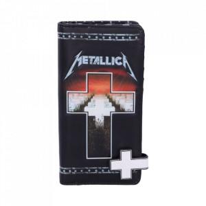 Portofel lung embosat Metallica - Master of Puppets - 19 cm