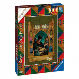 Puzzle 1000 piese Harry Potter si Printul Semi-Pur