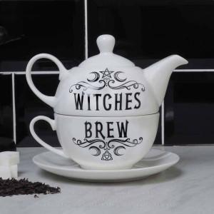 Set Ceai Witches Brew Hex - pentru o persoana
