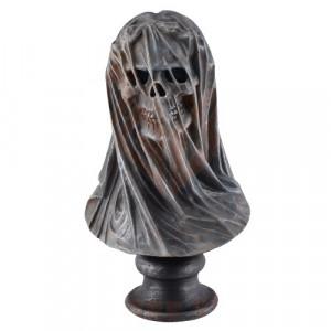 Statueta bust craniu Dark Veil 21cm