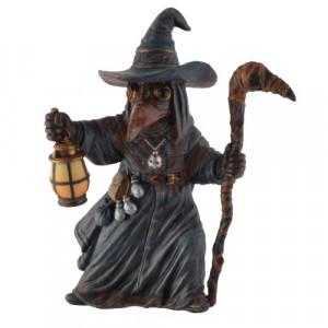 Statueta plague doctor - Miasma 14cm