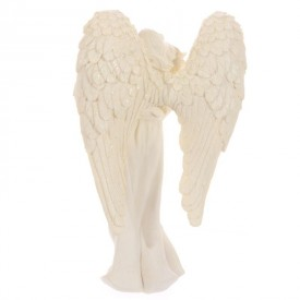 Statueta - Suport lumanare Inger Pazitor 23 cm