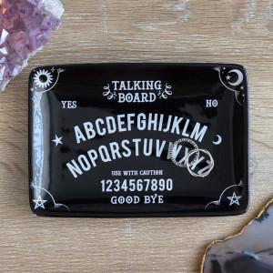 Tavita bijuterii/monede din ceramica Spirit Board - negru