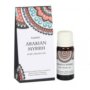 Ulei aromaterapie Goloka - Myrrh 10 ml