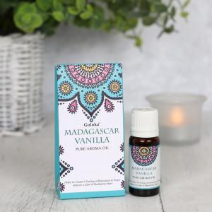 Ulei aromaterapie Goloka - Vanilie, 10 ml