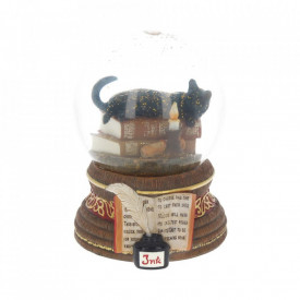 Witching Hour Snowglobe 11cm