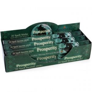 Betisoare tamaie parfumata magice pentru prosperitate - Lisa Parker