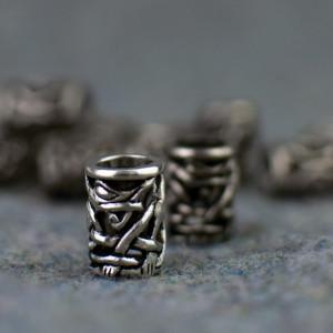 Bijuterii vikinge pentru barba/par Urnes
