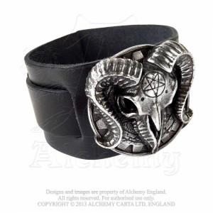 Bratara craniu de berbec Gears of Aiwass