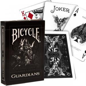 Carti de joc Bicycle Guardians