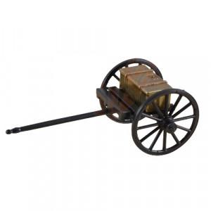 Carucior de munitie miniatural 14cm