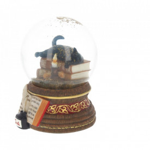 Glob de zapada cu pisica Ora Vrajitoarelor Lisa Parker 12 cm