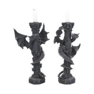 Guardians of the light (Set of 2) 28cm