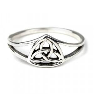 Inel argint Nod Celtic R5406