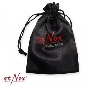 Inel otel inoxidabil Et Nox - Văduva neagră