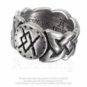 Inel viking Rune Virilitate  (Q-Z1)