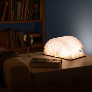 Lampa in forma de carte cu LED in foi, imagine Anne Stokes, Valour