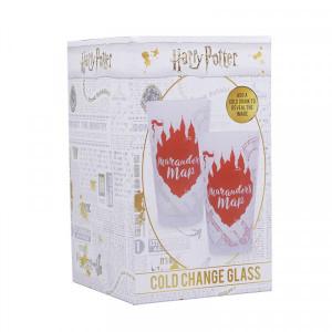 Pahar termosensibil Harry Potter - Harta Marauder