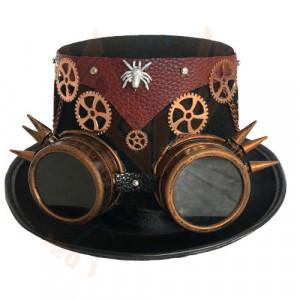 Palarie steampunk Ringmaster