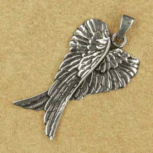 Pandantiv argint Aripi de Inger