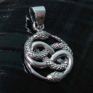 Pandantiv argint Serpi Auryn