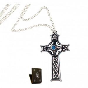 Pandantiv celtic crucea lui Ambrosius