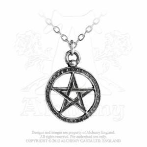 Pandantiv pentagrama Blestemul lui Dante