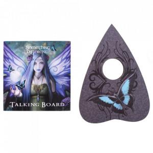 Placa Ouija Spirit Board Mystic Aura - Anne Stokes