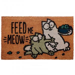 Pres usa pisicuta Simon's Cat - Feed Me Meow
