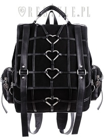 Rucsac gotic Heavy Heart