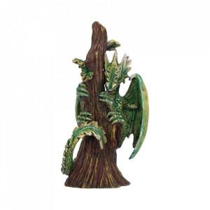 Statueta Age of Dragons - Dragon de padure pui - Anne Stokes - 13cm