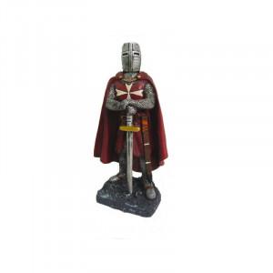 Statueta cavaler medieval Ordinul Ospitalierilor
